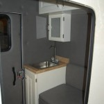 Shower Bunk Vanity Side